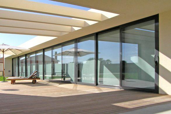 Porche Casa Tierra Vino Morales Zamora Henka Arquitectos