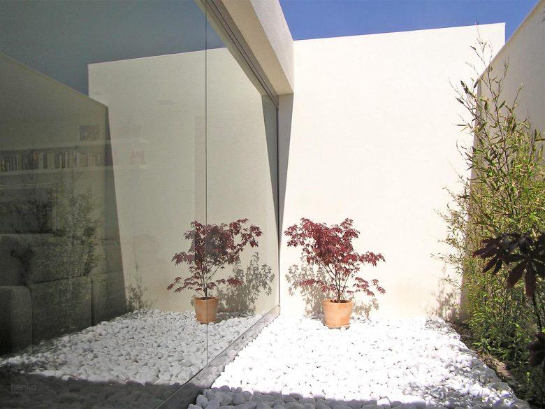 Acer palmatum bambouseraie Prafrance Casa Tierra Vino Morales Zamora Henka Arquitectos