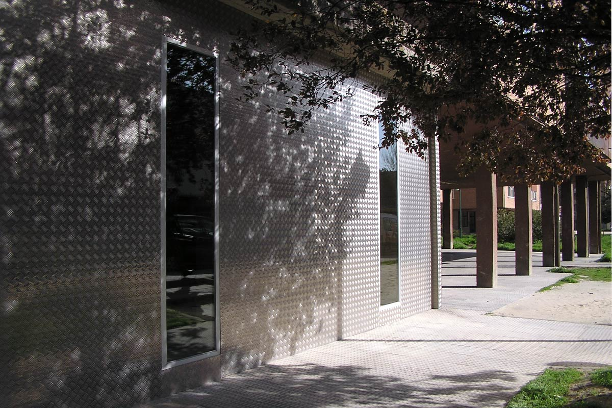 local oficinas Arturo Eyries Valladolid Henka Arquitectos
