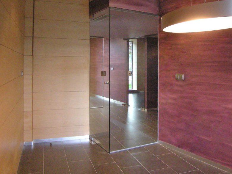 sala reuniones local oficinas Arturo Eyries Valladolid Henka Arquitectos