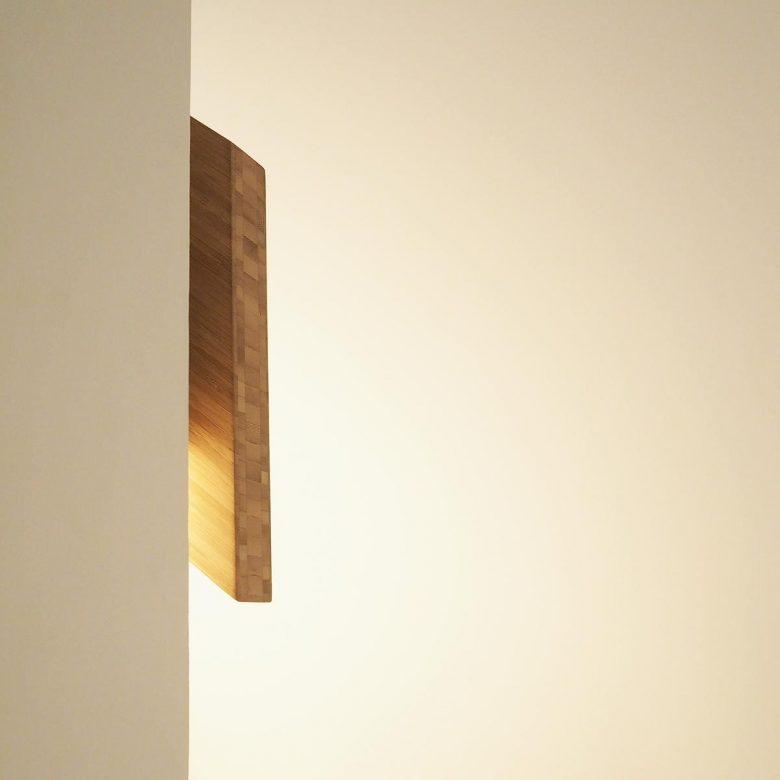 pasamanos madera maciza iluminación indirecta Reforma Cabildo Valladolid Henka Arquitectos